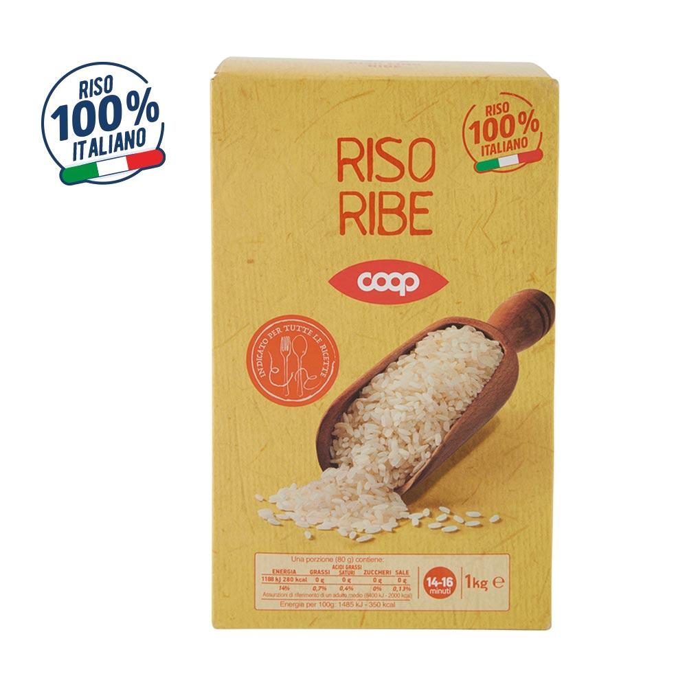 RISO RIBE COOP
