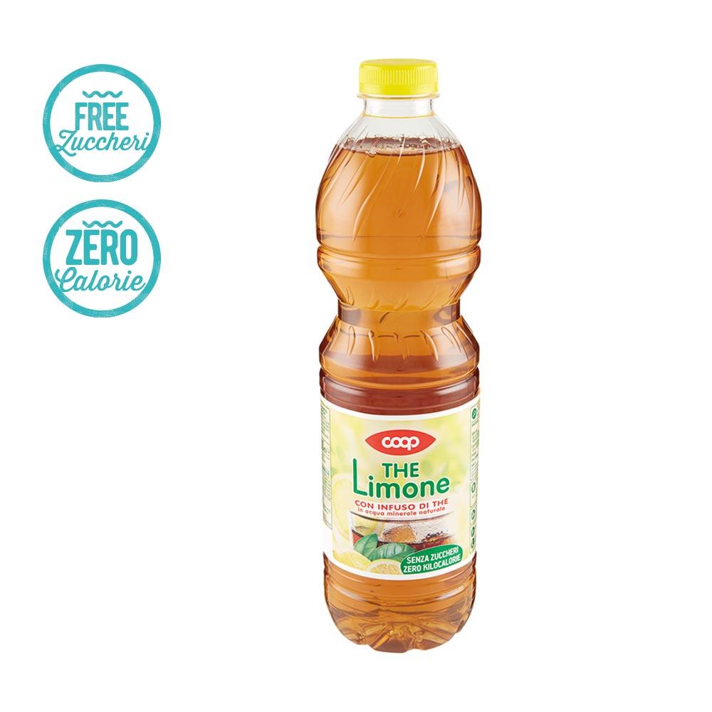 THE al limone SENZA ZUCCHERI COOP